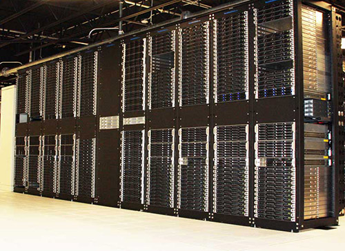 Racks of Servers