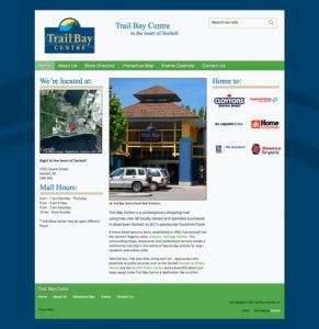 Trail Bay Centre Website