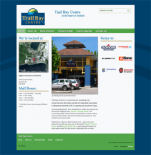 Trail Bay Centre Website